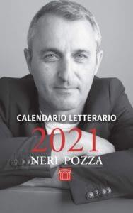 Copertina Calendario Letterario 2021 Neri Pozza
