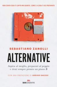 Copertina Libro Alternative scritto da Sebastiano Zanolli