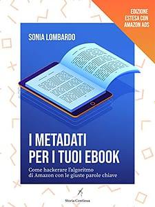 Sonia Lombardo I metadati per i tuoi ebook