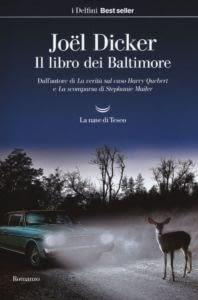 Copertina il libro dei Baltimore