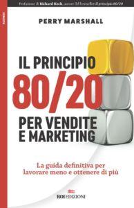 Copertina libro Il principio 80/20 per vendite e marketing