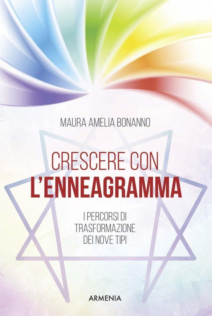 Copertina libro crescere con l'enneagramma