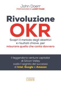 Copertina libro OKR