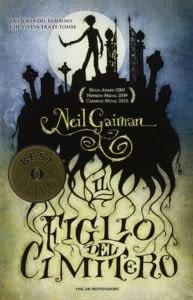 Copertina di Il figlio del cimitero - Neil Gaiman