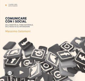 Copertina Comunicare con i social Massimo Salomoni