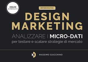 Copertina libro metodo design marketing massimo giacchino