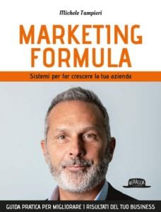 Copertina Libro Marketing Formula di Michele Tampieri